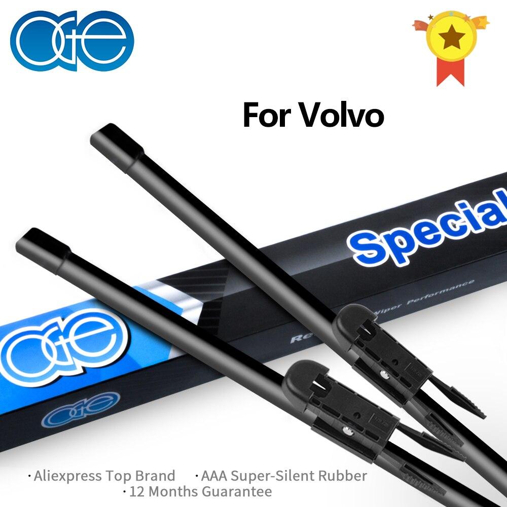 Oge Professionele Wisser Voor Volvo XC70 XC90 V70 S60 S80 24 + 22 Natuurlijke Rubber Voorruit Auto accessoires
