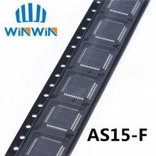 100PCS AS15-F AS15F AS15-G AS15G QFP48 AS15 Original LCD chip E-CMOS
