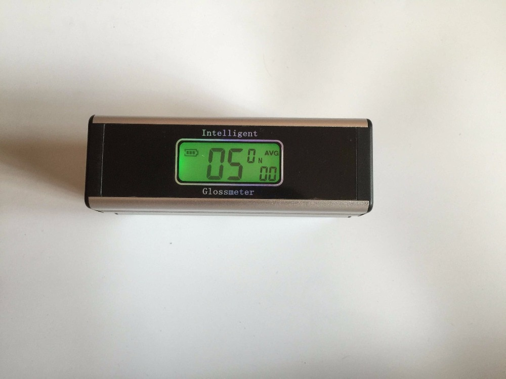 stone surface special intelligence gloss meter for marble concrete granite enlarge