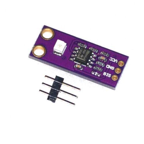 GUVA-S12SD модуль датчика обнаружения УФ 240nm-370nm для Arduino