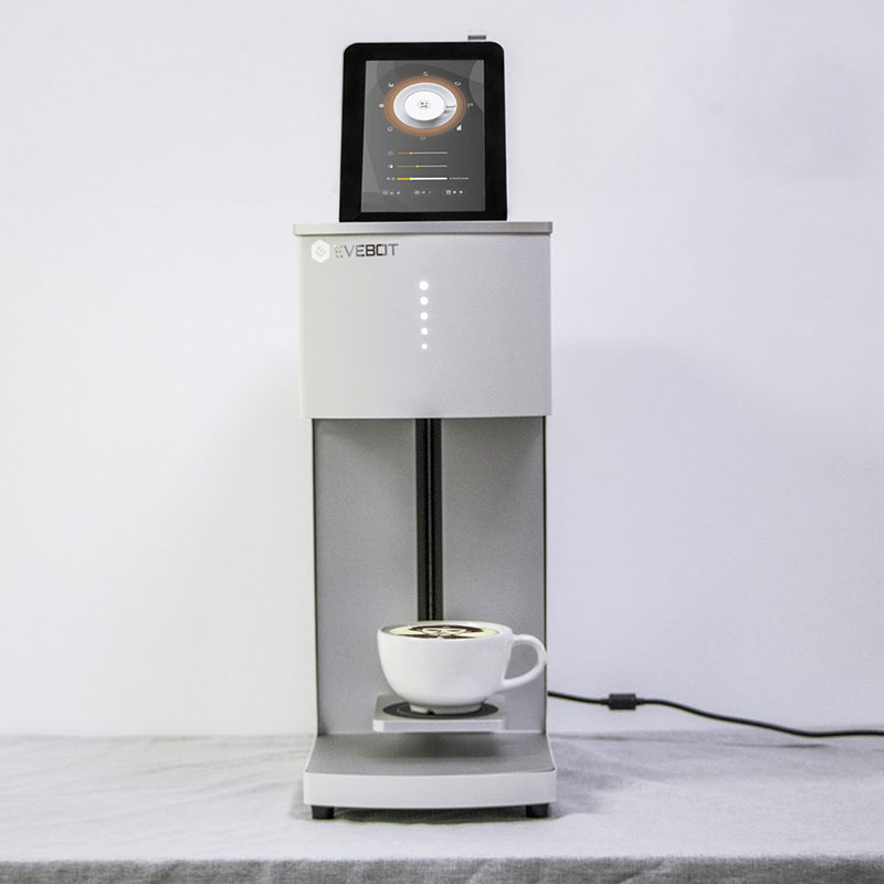 Impresora de pastel de inyección de tinta pro máquina de impresora de alimentos
