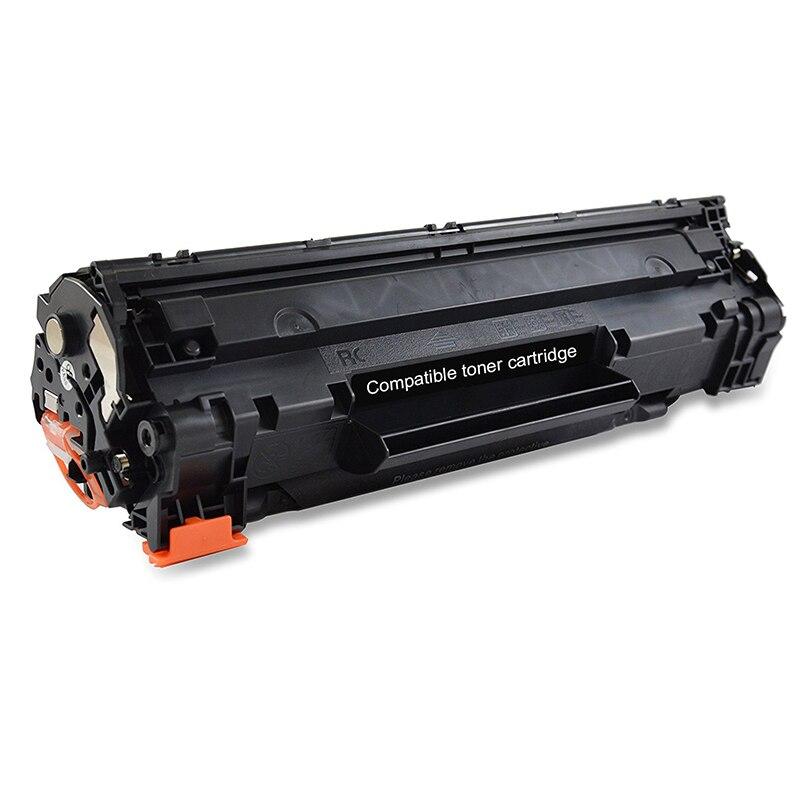 6 Packs CE285A 85a 285a 285 compatible toner cartridge for HP LaserJet 1212nf 1214nfh 1217nfw Pro P1100 1102W Pro M1130 printer