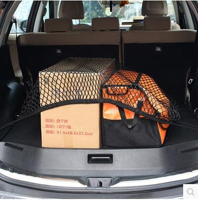 Bolsa de cadena de bota de estilo para coche, red de almacenamiento para maletero de carga trasero para BMW Serie 1, 2, 3, 4, 5, 6, 7 X E, Serie F, X1, X3, X4, X5, X6, F30 y F35
