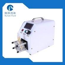 1-400 rpm 속도 조절 식 연동 펌프 간편한 부하 자체 프라이밍 펌프 저비용
