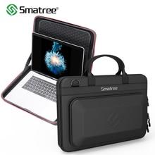 Funda de transporte Smatree para MacBook Pro de 15 pulgadas, maletín de negocios protector para ASUS C302CA-DHM4 de 12,5 pulgadas, Macbook air de 13,3 pulgadas