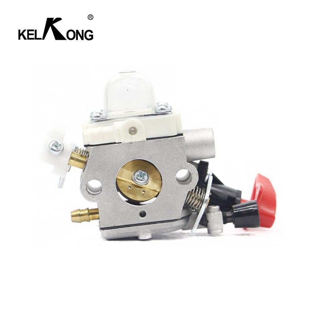 KELKONG Carburetor For Zama C1M-S267A For Stihl FS40 FS50 FS56 FS56C FS70 FS70C FC56C FC70 FC70C Carby OEM# 4144 120 0608