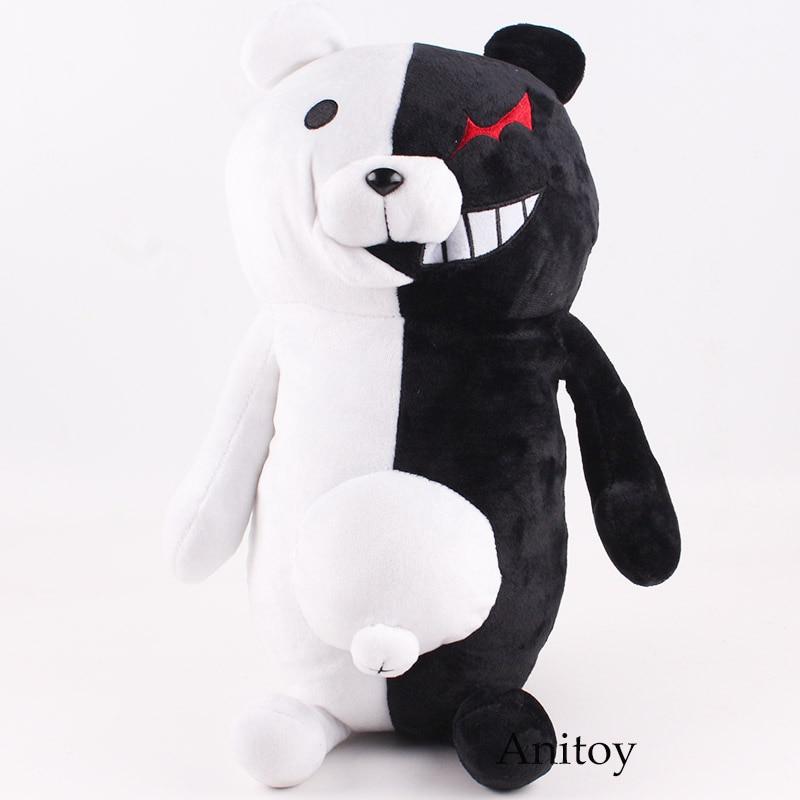 Anime Dangan Ronpa oso monokuma Peluche de felpa suave tela animal relleno muñeca Regalo de Cumpleaños de Navidad 43cm