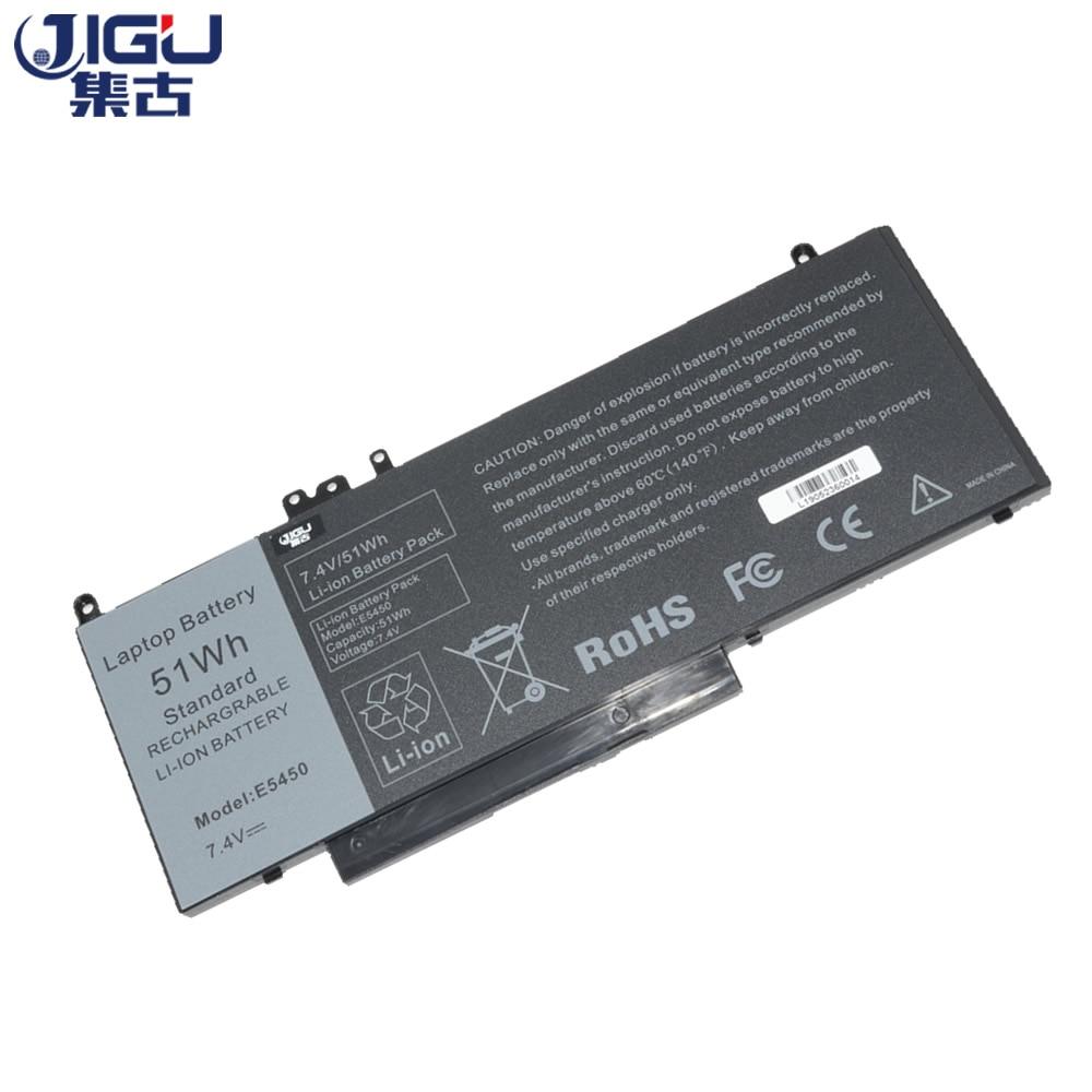 JIGU 7.4V 51Wh laptop battery for Dell Latitude E5450 E5470 E5550 E5570  7V69Y TXF9M 79VRK WYJC2