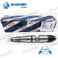4 PCS Original New Diesel common rail fuel injector 0445120395 0 445 120 395