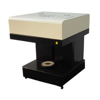 3D לאטה אמנות שטוחה מדפסת קפה מדפסת עבור קפה עוגת וכו 'הדפסה