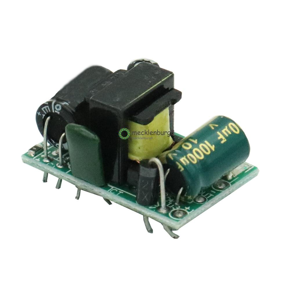 Precision 5 V 700mA 3.5 W precision down-converter AC 220 v to 5 v DC buck transformer power supply module