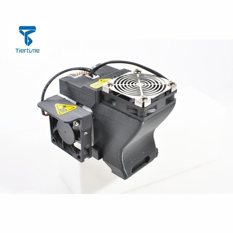 Tiertime экструдер головка V4 0,4 мм Латунное сопло для коробки