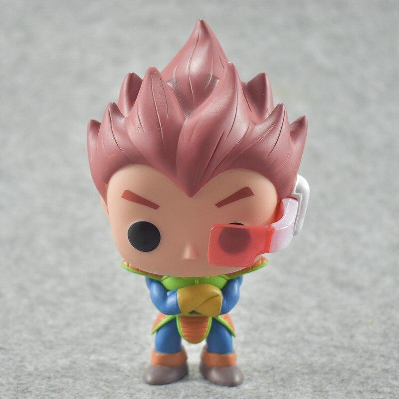 2020 juguete de Dragon Ball Son Goku figura de acción Anime súper Vegeta modelo muñeca juguetes de coleccionismo de Pvc para niños regalos de navidad