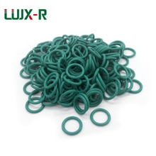 LUJX-R 15 stücke 1,8mm O Ring Dichtung Öl Beweis FKM Washer OD13.6/14,2/14,8/15,4/ 16,1/16,8/17,6/18,6 ~ 23,6mm O-Ring Dichtung Auto Fitting