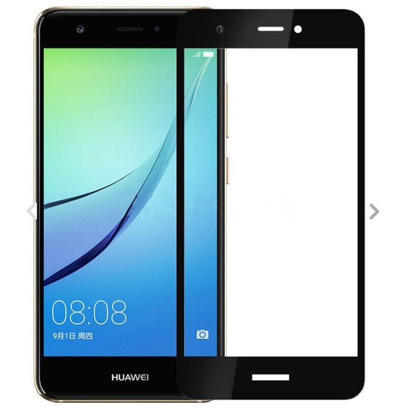 Закаленное стекло для Huawei Nova 1 2 2i 2S 3 3i 3T 3E 4 4E i Plus NovaPlus, защитная цветная пленка для экрана