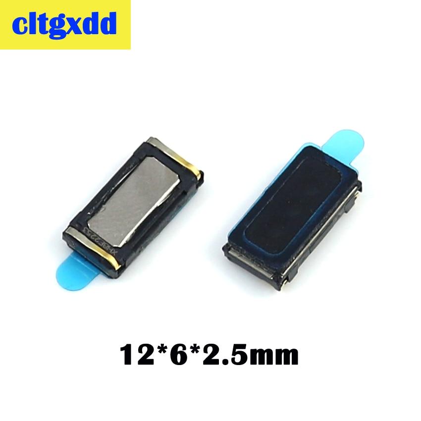 Cltgxdd 2 uds auricular de La Oreja de sonido altavoz receptor para Xiaomi 3 5X 5Splus MAX para Redmi 3 3X S 3S 4 4X 4A nota 2 3 4