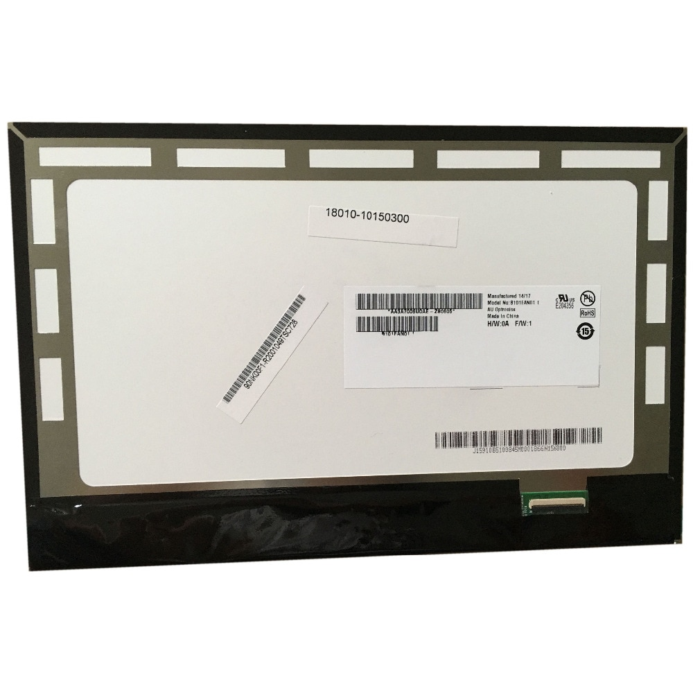 B101EAN01.1 صالح B101EAN01.6 ل Asus ME102 ME102A TF103CG ME103C LCD شاشة