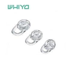 Whiyo 1 juego de auriculares de repuesto de silicona para Plantronics Discovery 925 975 975SE