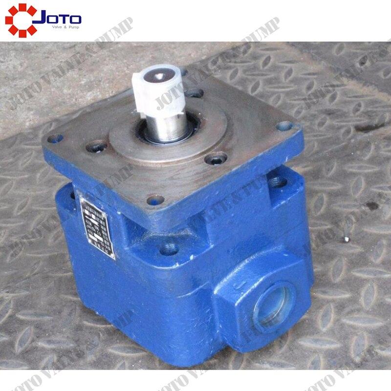 Long Life 6.3MPa YB1-40 40ml/r Rotary Vane Pump for Construction Equipment