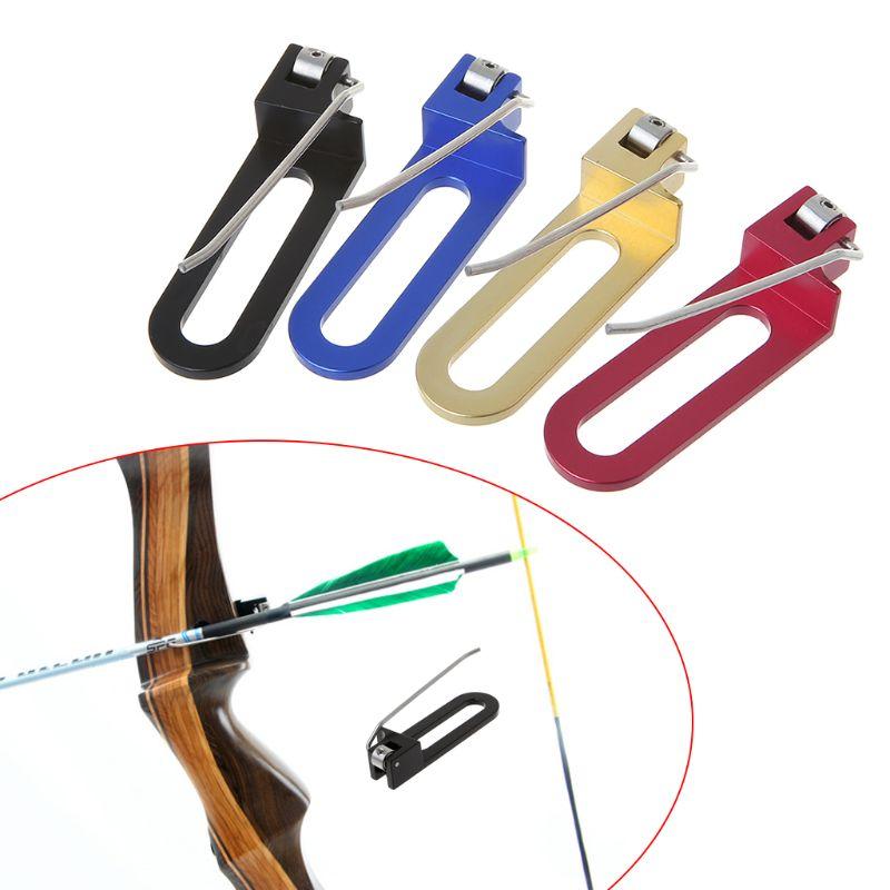 Soporte de flecha con arco compuesto arco mano derecha aleación de aluminio ultraligero arco recurvo elevador profesional Universal