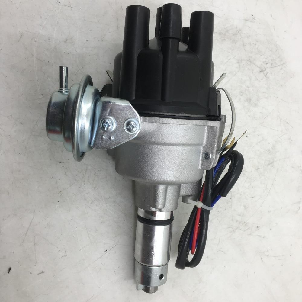 SherryBerg, 4-cyl, distribuidor eléctrico electrónico para Datsun/para Nissan J15, carretilla elevadora de motor, 4 cilindros 22100-b5000 22100b500