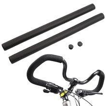 2 pièces vélo Cycle vtt vélo de route lisse Tube souple éponge mousse guidon poignées couverture offre spéciale