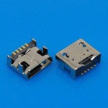 5 piece Micro USB Charging Port Connector For LG Optimus L7 P700 P705 P710 P715 L9 P760 P769 E960 P880 Charger Dock Port