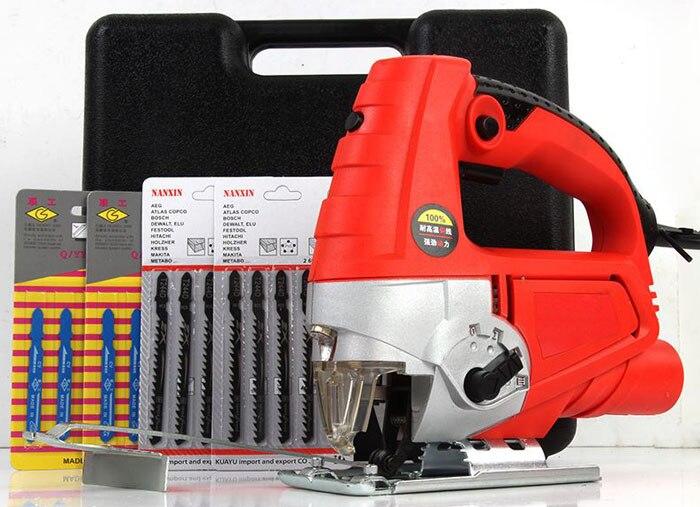 Herramienta de corte de tablero de yeso de metal y madera eléctrica para carpintería con sierra curva eléctrica envío gratis