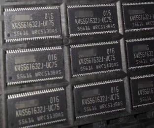 5/Uds mucho K4S561632J-UC75 K4S561632J TSOP54 nuevo