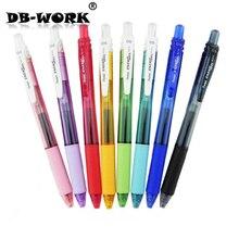 Pentel Gel stylo/aiguille presse/super paramagnétique ski nautique couleur presse type est 0.5mm