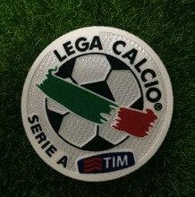 2005-2008 TOPPA SERIE A TIM PATCH italie ligue LEGA CALCIO PATCH avec 3 drapeau