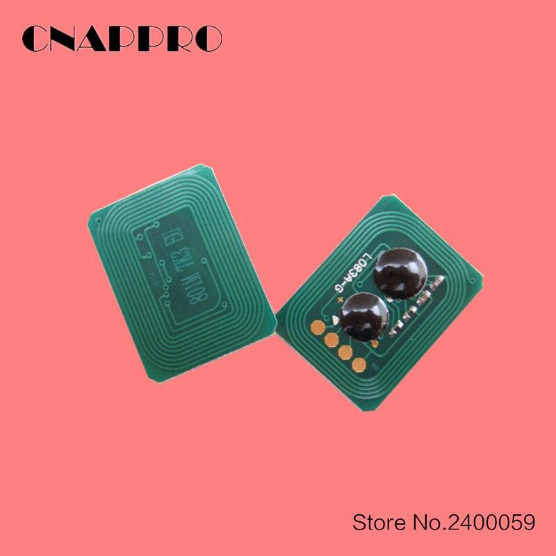 ES3641 Redefinir Chip Do Cartucho de Toner para Okidata ES3640 Oki Chips de 15 k