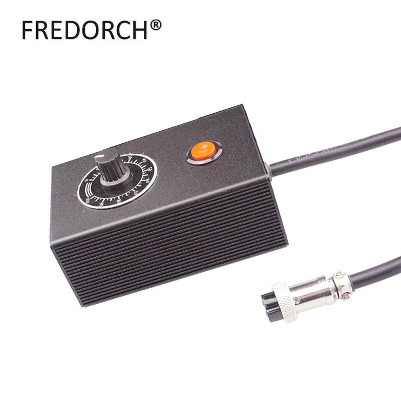 Fredorch, máquina sexual Premium, controlador de velocidad F6