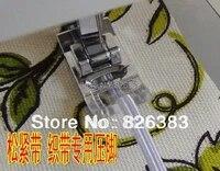 1 piece quality qality domestic sewing machine elastic presser foot no 7568 2
