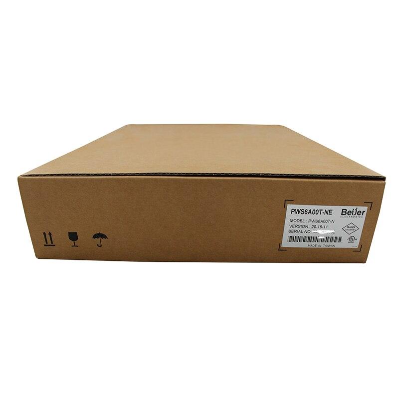 "10,4 ""HITECH Beijer PWS6A00T-N 10,4 pulgadas HMI con panel de pantalla táctil Ethernet Original nuevo en caja"