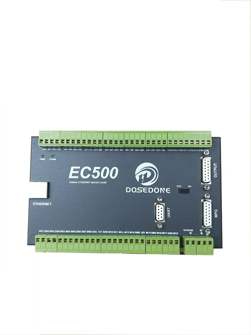 NovuSun 460KHz ethernet mach3 card  3 axis cnc control