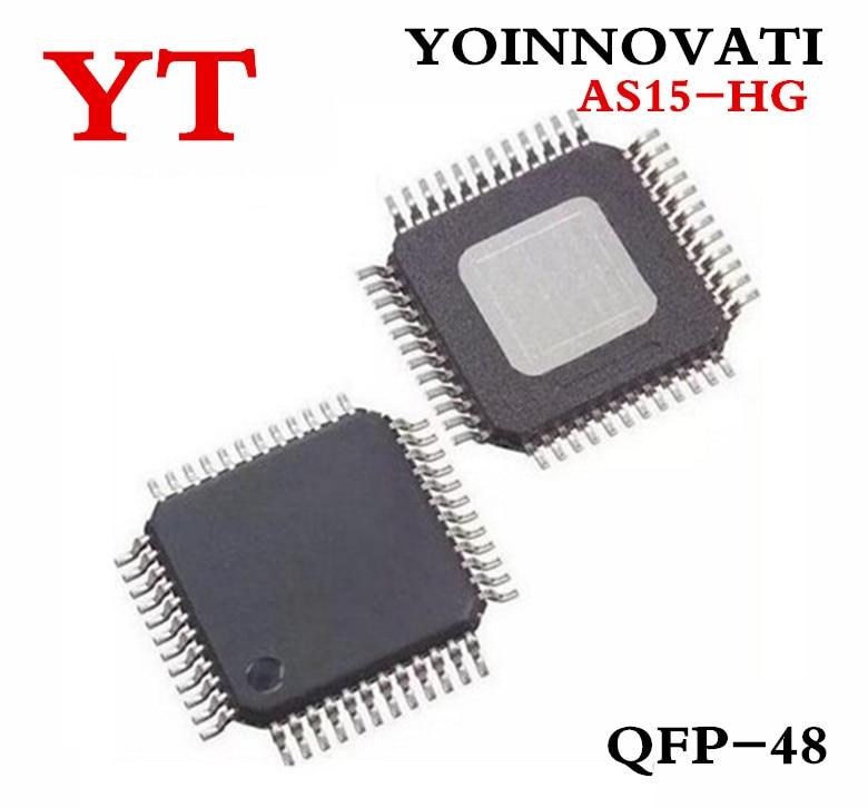10 teile/los AS15-HG AS15 HG QFP-48 Logic IC chip
