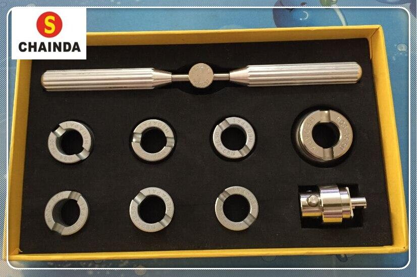 5539 Universal Die llave para el reloj soporte de herramientas para abrir y cerrar la caja del reloj