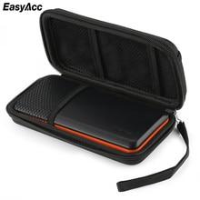 EasyAcc 20000mAh 26000mAh внешний аккумулятор сумка для Anker Aukey ROMOSS ROCK PISEN10000mAh Внешний чехол для батареи для путешествий