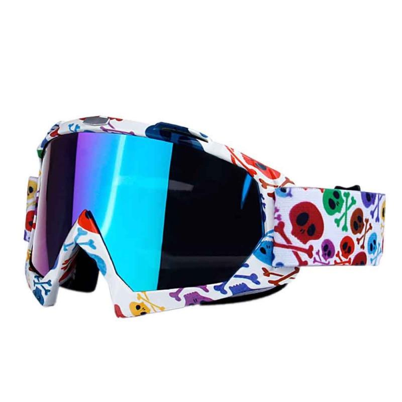Gafas de esquí para ciclismo al aire libre, máscara de esquí grande antiniebla de doble capa, gafas de esquí para hombre y mujer, gafas de snowboard para motocicleta