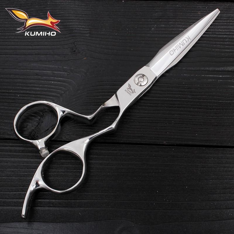 Профессиональные ножницы для стрижки волос KUMIHO, парикмахерские ножницы из японской нержавеющей стали 440C, распродажа