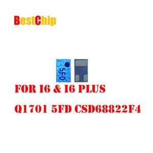 10pcs/lot Q1701 for iphone 6 6 plus 6+ Q1701 ic chip logic board fix part CSD68822F4
