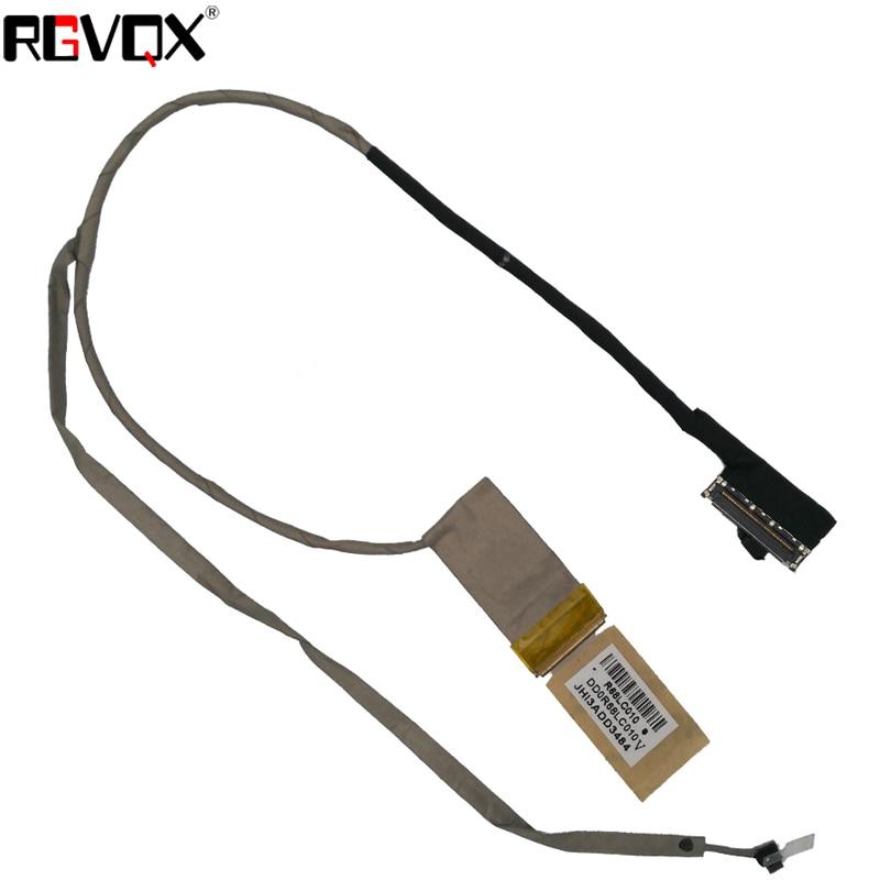 Nuevo Cable del ordenador portátil para HP pabellón 17-E pantalla LCD Display Cable PN DD0R68LC010 DD0R68LC040 DD0R68LC030