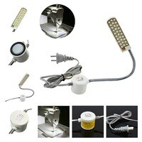 ICOCO LED Light AC Industrial Lamp 220-250V Super Bright 30 LED Lamp Industrial Sewing Machine Light  Machine Accessories