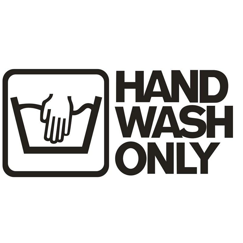 10x4,9 cm lavar a mano sólo S2 divertido coche, furgoneta, ventana, parachoques JDM DUB VAG vinilo pegatina #0002