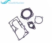 Kit de joint de tête dalimentation complet   Moteur hors-bord pour Tohatsu, moteur de bateau 4HP 5HP, livraison gratuite