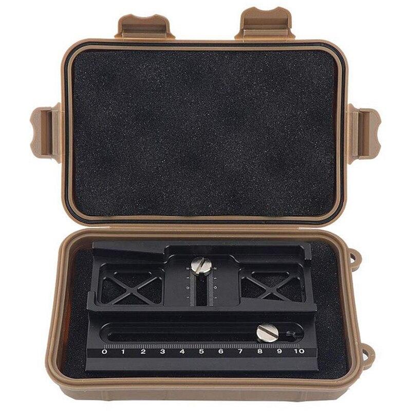 Ronin S cardán de montaje de placa para Bmpcc 4K Blackmagic para montaje en Ronin S cardán de la placa de liberación rápida Accesorios