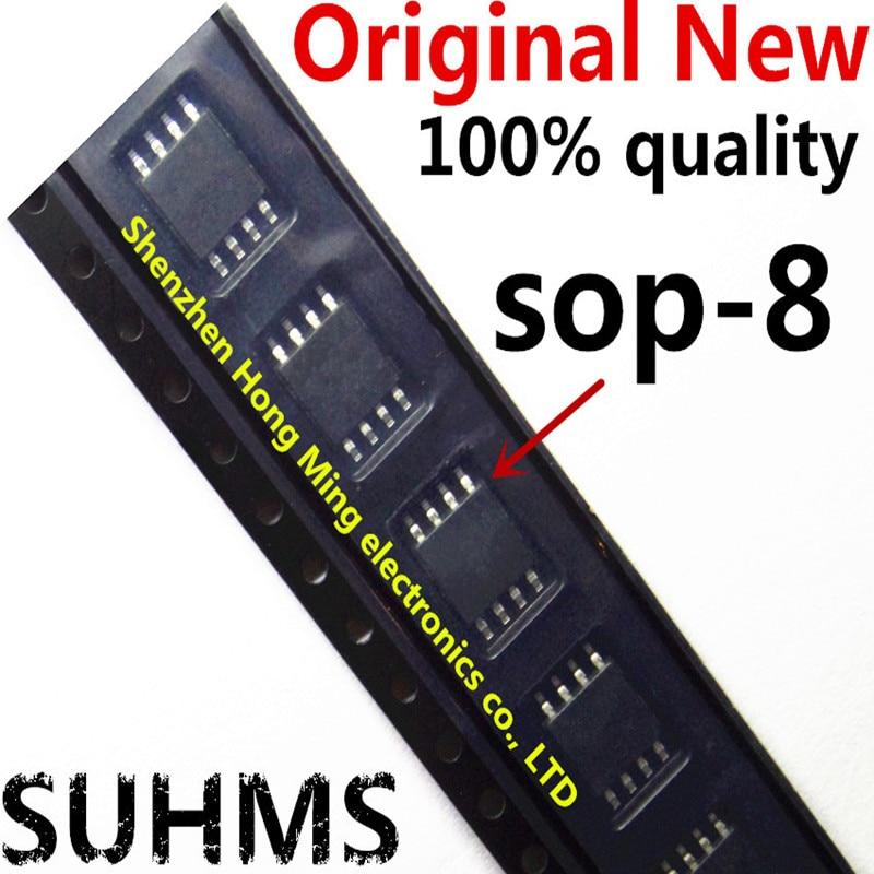 (10 piezas) 100% nuevo GD25LQ64CVIG 25LQ64CVIG sop-8 Chipset