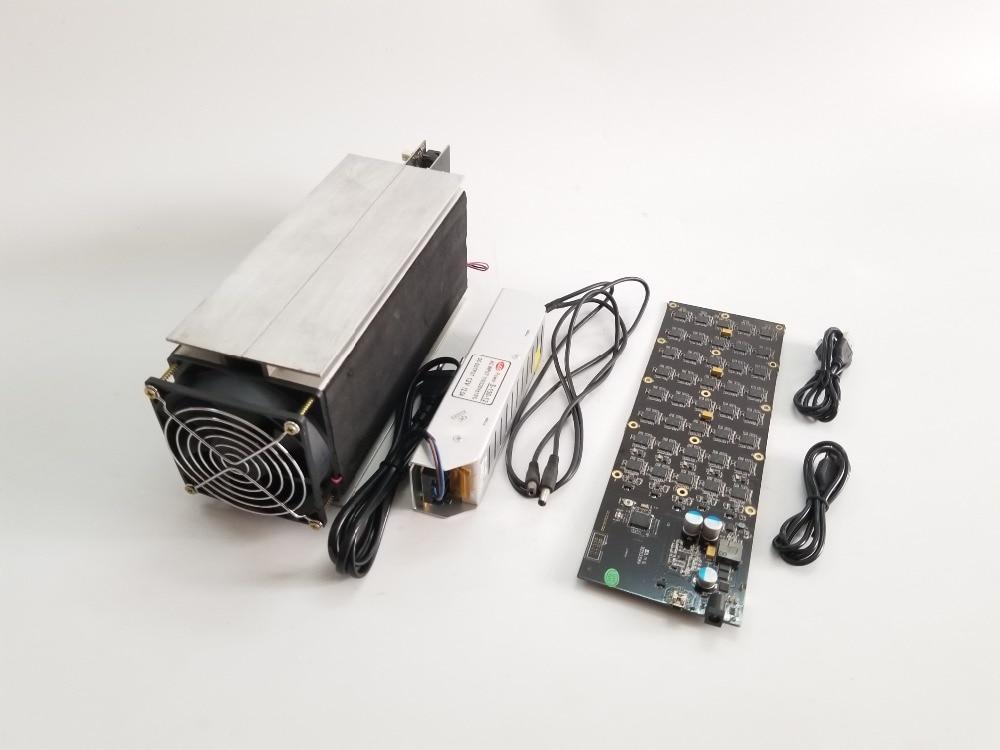 YUNHUI-جهاز تعدين LTC 5.2 ~ 6Mh/s ، شفرة بذور شبكية ، شفرة G ، USB Scrypt ، لايتكوين ، ASIC ، مع PSU