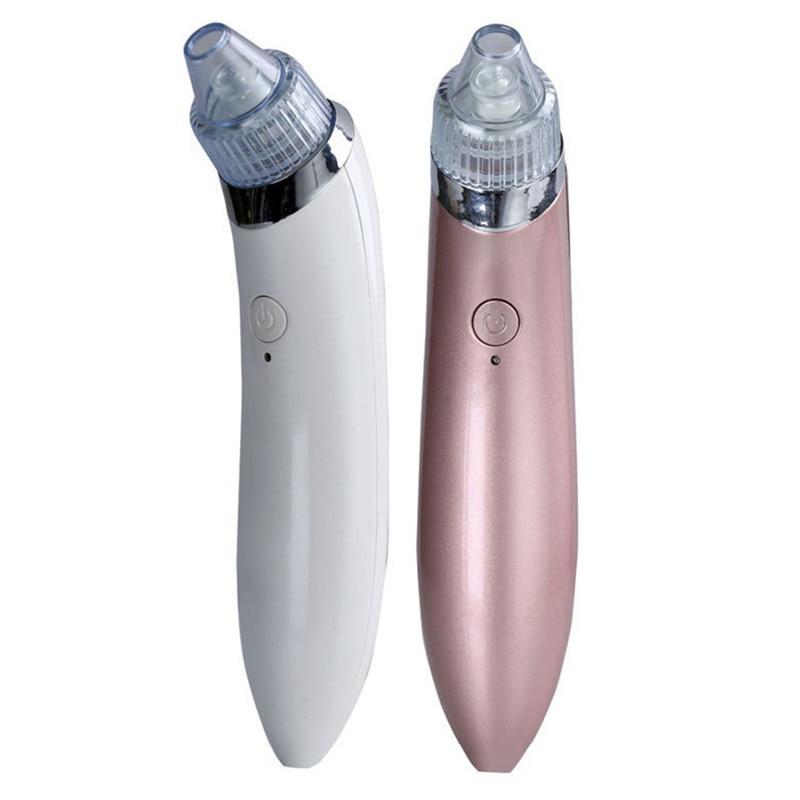 Blackhead Clearing Adsorb Blackhead Vacuum Acne Removel +Eyebrow Growth Serum Factory Price Facial Beauty Tool
